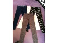 Size 8 Skinny Jeans Collection