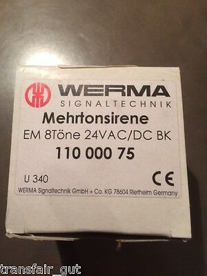 WERMA Mehrtonsirene 11000075