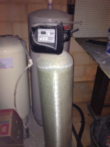 Excelflow Water Filter and tanks