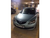 MAZDA 3 in a very good condition, MOT valid till Nov. 2017
