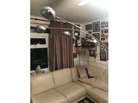 Floor 5 arm lights