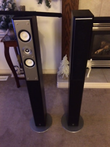 Yamaha NS-125F Home Theater Audio Speakers