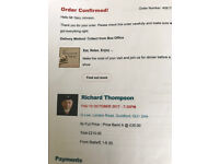 richard Thompson G Live
