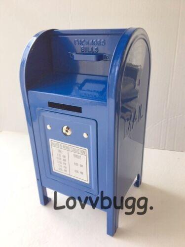 Realistic Corner Mailbox for American Girl Doll Mail Accessory LOVV LOVVBUGG 🐞