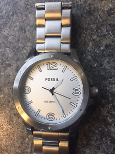 FOSSIL WATCH