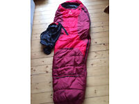 High quality youth sleeping bag from Deuter: StarlightProEXP