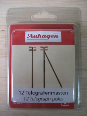 Auhagen - ref.44600 - 12 postes de teléfono