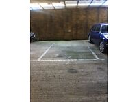 Secure gated parking space to rent in excellent location for Limehouse DLR station