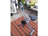 "Pro Fitness ""foldable"" Exercise Cycle"