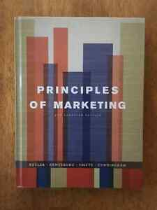Principles of Marketing (BUSI 2230) Textbook For Sale