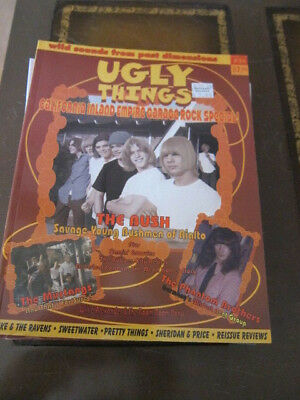 Ugly Things 24 The Bush Move Willie Alexander Mustangs Sweetwater Rubber City