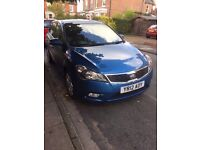 Kia Ceed 2012, top of range in super condition MUST SELL