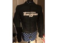 Ladies Furygan motorbike leathers - as new