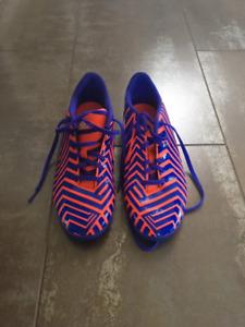 soulier de soccer intérieur