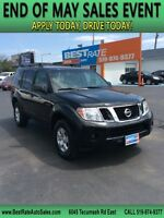 2008 NISSAN PATHFINDER ~ APPLY ONLINE 4 FAST APPROVAL!