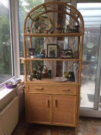 Bamboo Furniture, Dresser