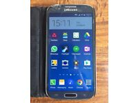 Samsung Galaxy S4 GT-i9505 *** 4G/LTE *** Unlocked *** Comes with Wallet Case ***