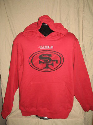 Game Day Hoody Sweatshirt - NFL San Francisco 49ers Game Day Hoody Hooded Sweatshirt Mens Sizes Cotton Blend
