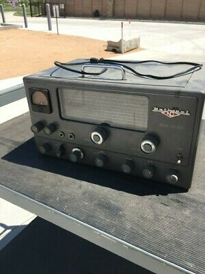 National Model Nci25 Used Vintage Electronic Equipment Nc National