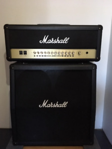 Marshall JMD 1 --- 100 watt head and MG412A cabinet . Mint