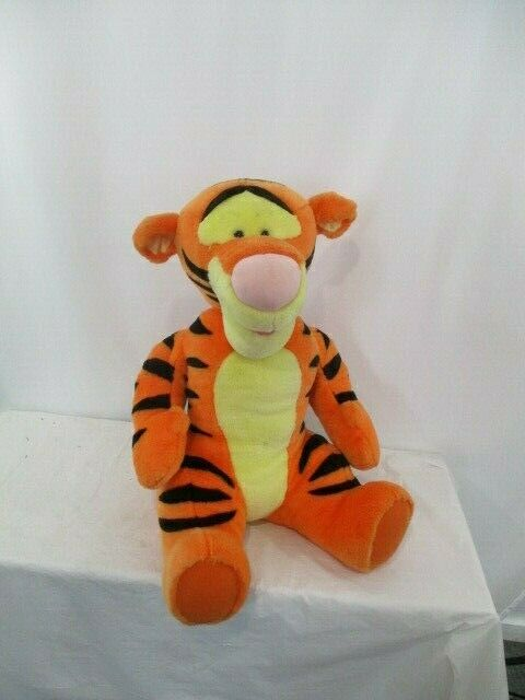20 Inch Disney Tigger Battery Operated Stuffed Animal TESTED and works
