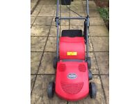 Lawn scarifier for the spring and summer!