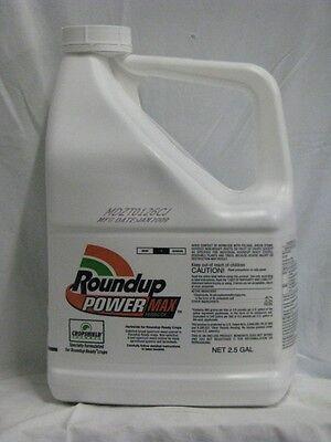 ROUNDUP POWERMAX HERBICIDE 48.7% WEED KILLER - ...