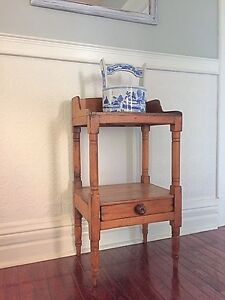 Antique Hallway Table