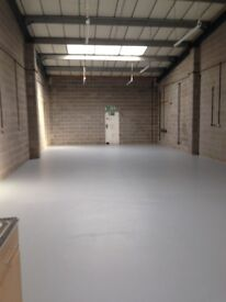 1,356 Sq Ft Industrial Unit, Workshop, Unit, Workspace, Office