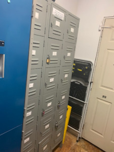 Used Metal Lockers For Sale in North York