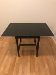 Extendable Table or Desk - IKEA INGATORP Drop-leaf table