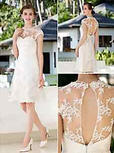 Ivory Lace Dress for sale - brand new with tags Kitchener / Waterloo Kitchener Area image 1