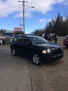 2009 Jeep Compass Rocky Mountain