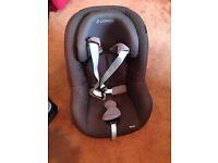 Maxi-Cosi Pearl Group 1 Car Seat, Black Raven