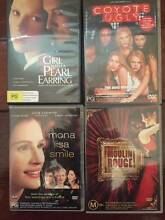 Various DVD's Inglewood Stirling Area Preview