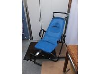 Ab Trainer Lounger