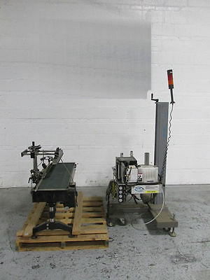 New Jersey Print And Apply Labeler Packaging Machinery Label Applicator