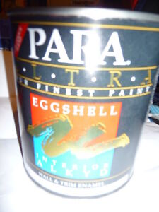 Para Paint Ultra Eggshell & Premium Semi Gloss: White   Selling