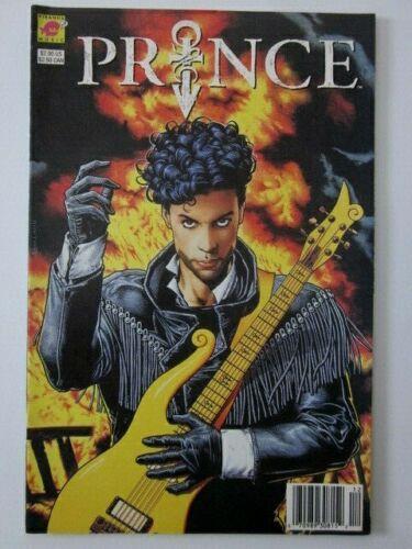 PRINCE: ALTER EGO #1, 1991, Rare, 1st Print, Photo Back Cover, NM, 9.2-9.4