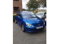 Peugeot 307 in TOP condition for sale