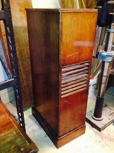 Old Hammond Tone speaker cabinet D20 DR20 ER20 etc