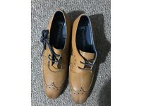 Men's Simon Templar Shoes Size 42
