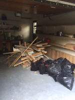 NEED Construction material/junk removal - Make me an offer West Island Greater Montréal Preview