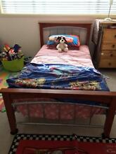 King single bed with mattress Strathfield Strathfield Area Preview