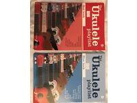 The Ukulele Playlist Red & Blue Book
