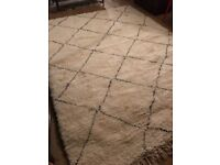 Stunning rug not to be missed - Beni Ourain rug