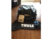 Thule Ranger 90 roofbox, soft, folding. Genuine Thule.