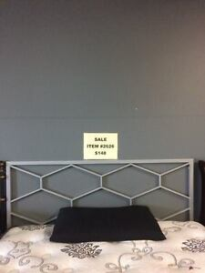 NEW QUEEN METAL HEADBOARD FOR SALE WITH FREE DELIVERY