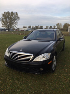Mercedes-Bens S550 4matic - Year 2009