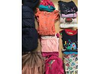 Bundle of clothes for a 2 years old girl